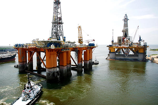 Why oil and gas drilling is going deeper and further offshore