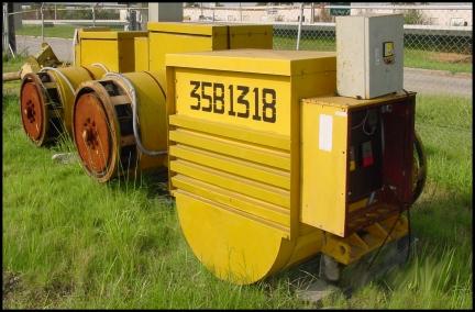 1050KW generator