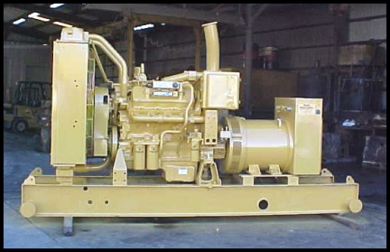 Caterpillar 3408 with 250 Kw (rebuilt to Ohr)