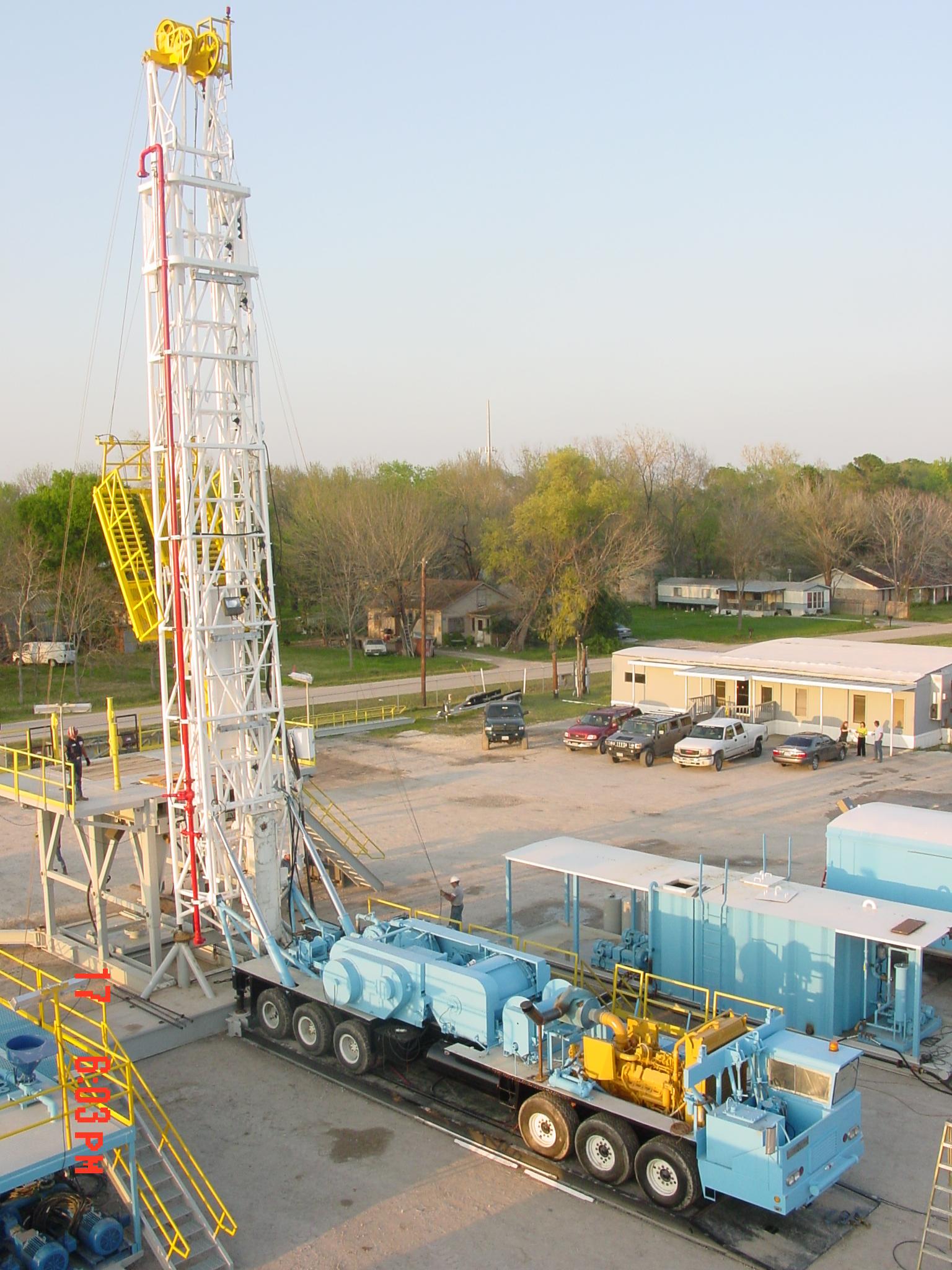 Rig Storage & Rental Space | RCI Drilling Equipment