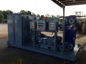 Brake Water Cooling Tank