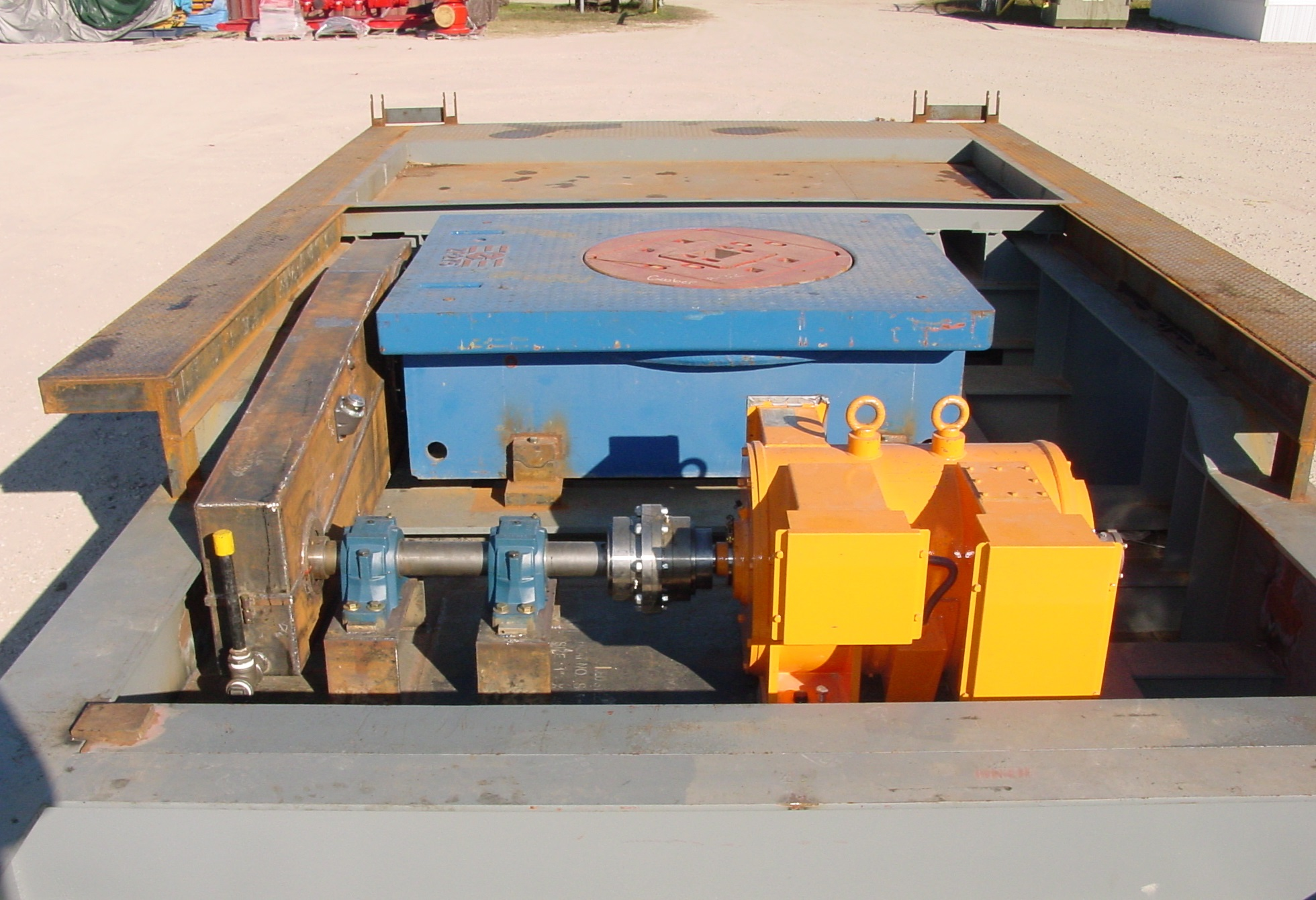 Rotary Tables & Hydraulic Drives - Drilling Equipment