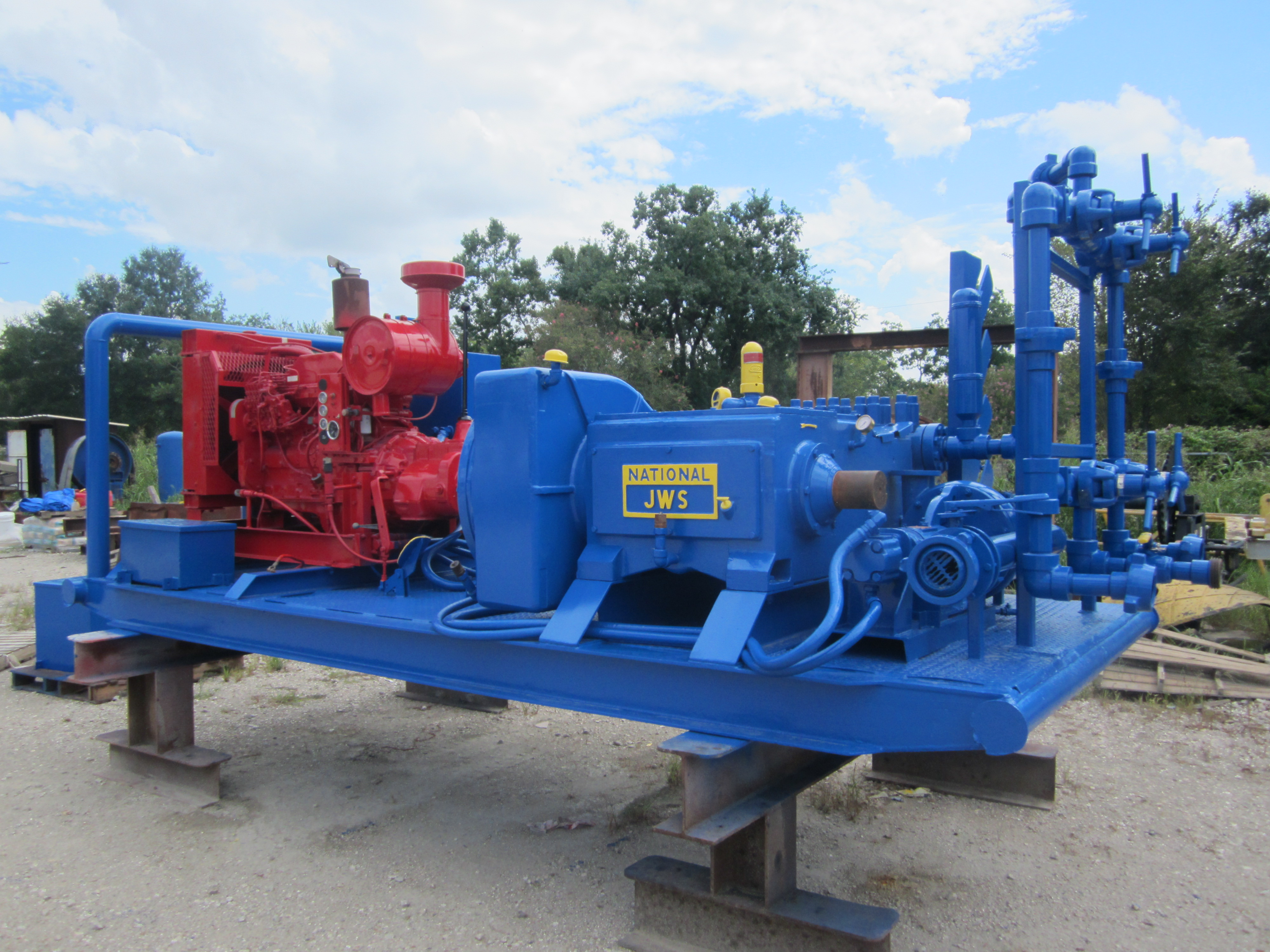 National JWS 340 Available Drilling Equipment