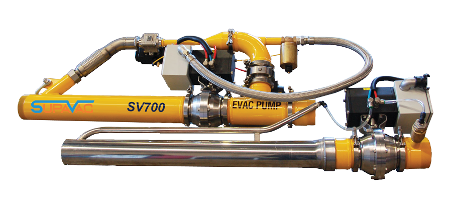 SV700 Vacuum Pump by SupaVac