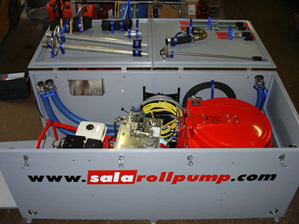 Megator Vacuum Pumps - RCI Drilling Equipment